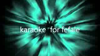 sham teri bansi pukare  radha    karaoke  for  female  with  male  voice
