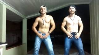 Testando a Cintura - Dj Xodozinho - Angelo e Vinicius