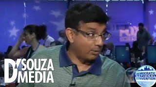 D'Souza Discusses Hillary Clinton and Corruption In The Democratic Party