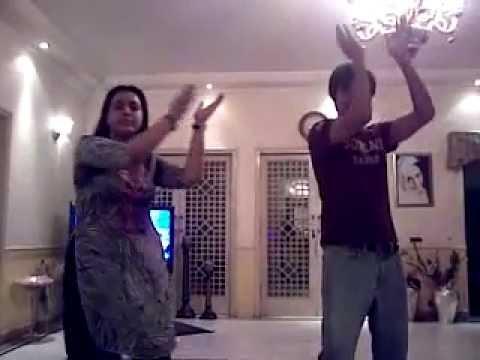 yousf raza gilani  ki beti ka dance