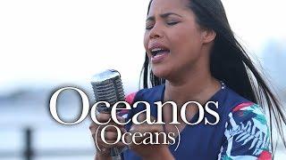 AMANDA WANESSA - Oceanos (Onde Meus Pés Podem Falhar) - Oceans Hillsong versão Português