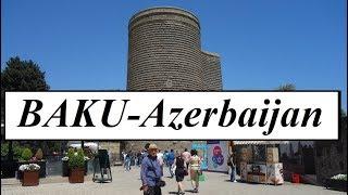 Azerbaijan/Baku (The Maiden Tower- Qız Qalası)  Part 8