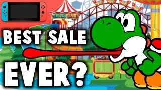 BEST eShop Sale Ever?! Nintendo Switch HUGE E3 Sale On Best Games!