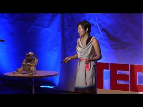 On Designing User Friendly Robots Angelica Lim at TEDxKyoto 2012