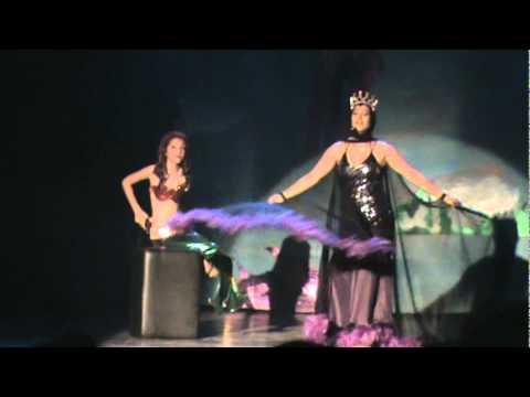 La Sirenita el musical 2011