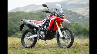 Honda CRF250L Rally Bike Intro