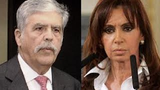 ¡Lapidaria carta de Julio De Vido contra Cristina Kirchner!