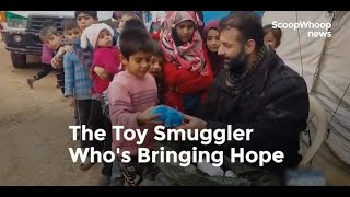 The Toy Smuggler Who's Spreading Joy And Hope