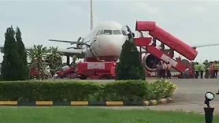 Air India 076/ Bhubaneswar (BBI) to Delhi (DEL)/ July 25th, 2017/ A321/