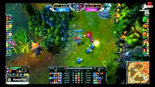 [Season 3 Korea Regional Finals] [Game 2] SKT T1 vs KT Bullets [07.09.2013]