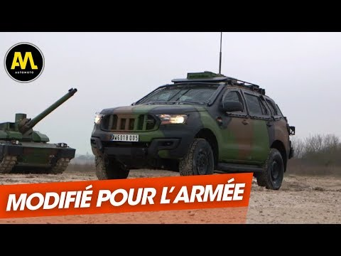 VT4 le nouveau franchisseur de l armée française