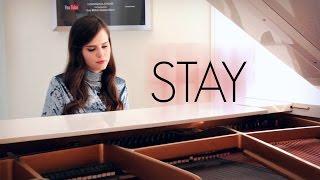 Stay - Zedd ft. Alessia Cara (Piano Cover) by Tiffany Alvord