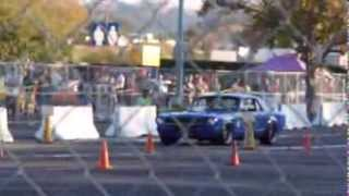 Maier Racing 1966 Ford Mustang Autocross