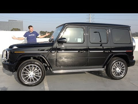 Xxx Mp4 Here 39 S Why The 2019 Mercedes G Class Is The Coolest New SUV 3gp Sex