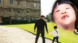 6살 영어 소녀 노은이의 '옥스퍼드 대학 탐방기' @영재 발굴단 126회 20170920 SBS