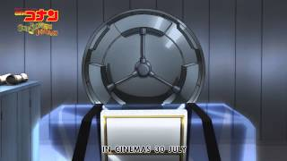 Detective Conan: Sunflowers of Inferno - Official Trailer (In Cinemas 30 July 2015)