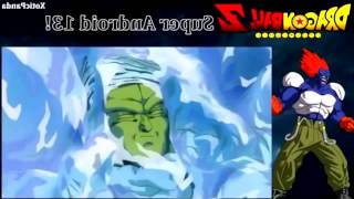 DBZ Z Fighters Vs. Android 13【Full Fight】(1080p HD)