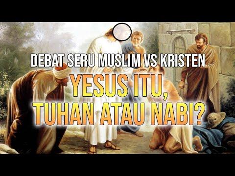 Siapakah Yesus Tuhan atau Nabi Debat Spektakuler Muallaf VS Pendeta