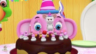 HAPPY BIRTHDAY - Fun Birthday Party Song #4