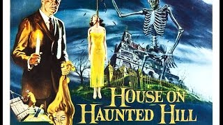 The Fantastic Films of Vincent Price # 39 - House on Haunted Hill