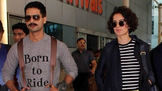 Kangana-Shahid Rift Out In The Open | Bollywood News
