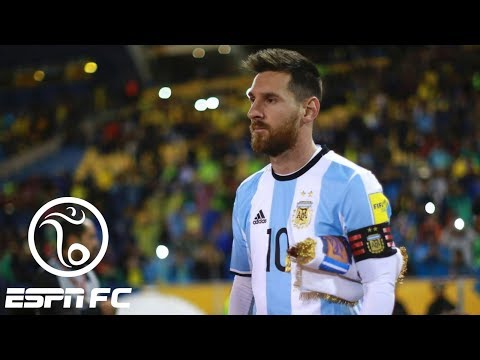 Xxx Mp4 Projecting Argentina S World Cup Starting XI How Much Help Does Lionel Messi Have ESPN FC 3gp Sex