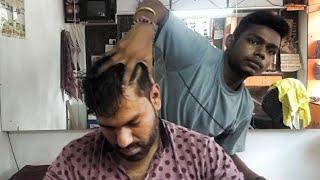 Head massage (super intense)