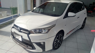 In Depth Tour Toyota Yaris TRD Sportivo M/T Facelift - Indonesia
