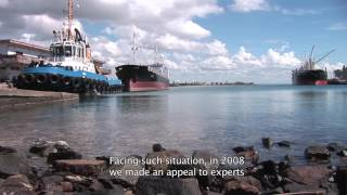 SPAT TOAMASINA - Extension du port