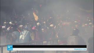احتجاجات المعارضة الفنزويلية لاتهدأ