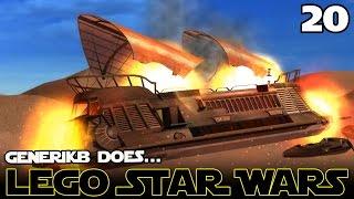 LEGO STAR WARS The Complete Saga Ep 20 -