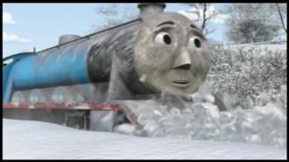 Zasněžené koleje | Lokomotiva Tomáš celé díly