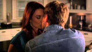 Pretty Little Liars 5x15: Jason & Hanna's Mom Kiss