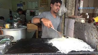 People Enjoying Since 10 Years |  Onion Rava Dosa 90 Rs  |  Paharganj Arakashan Road Delhi