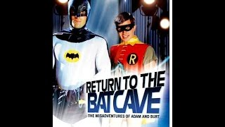Return to the Batcave ( film ita completo )
