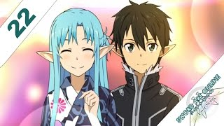 Sword Art Online: Lost Song English Walkthrough PS3 / PS VITA 22 - Festival With The Girls (Part 1)