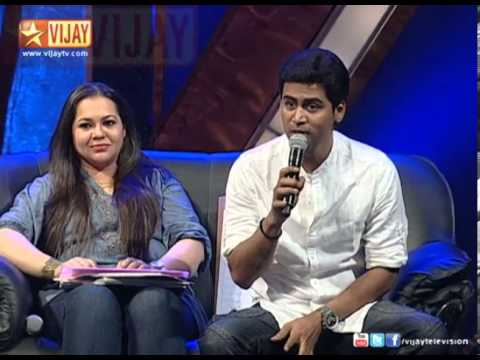 Chinna Chinna Vanna Kuyil from Mouna Raagam by Priyanka