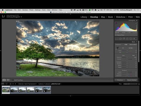 Learn Lightroom 6 / CC - Episode 17: HDR From a Single Image
