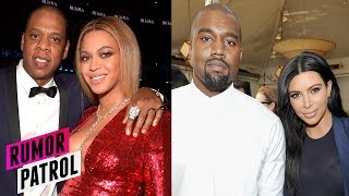 Beyonce & Jay Z BLACKBALL Kim & Kanye Officially? (Rumor Patrol)