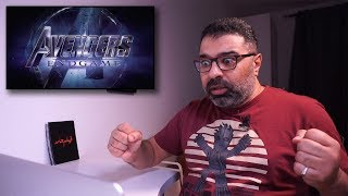رياكشن للتريلر الأولى لفيلم Avengers: Endgame | فيلم جامد | FilmGamed