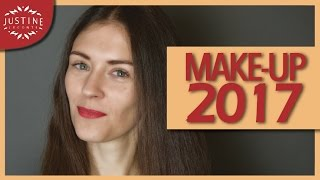Makeup trends 2017 💄 | Justine Leconte
