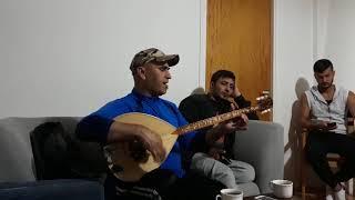 رائعة الفنان ابراهيم تاتلس- عزف فنان البزق زهير جاسم