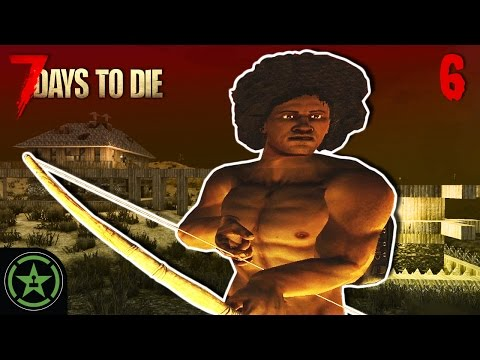 7 Days of 7 Days to Die - Sixth Day