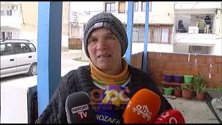 Moti i keq ne Lezhe, demtohet çatia e nje shtepie | ABC News Albania
