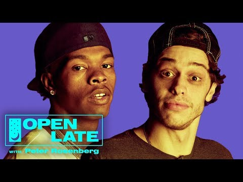 Xxx Mp4 Pete Davidson Lil Baby And We Make Smoothies With Ace Hood Open Late With Peter Rosenberg 3gp Sex
