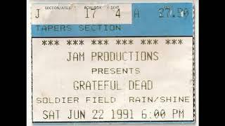 Grateful Dead 06.22.1991 Chicago, IL Complete Show AUD