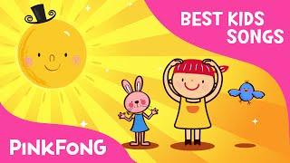 Mr. Golden Sun | Best Kids Songs | PINKFONG Songs for Children