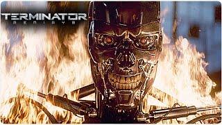TERMINATOR 5 Alle Trailer + Film Clip | German Deutsch | Arnold Schwarzenegger Film 2015 | Genisys