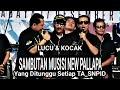 Lucu Kocak _ Sambutan Musisi New Pallapa Temu Akrab SNP ID part 5 JX Internasional Surabaya 17 12 17