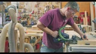 The Best German Made Festool Circular Track saw precision with Mike Cantrell. Now in India.
